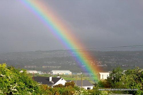 Irish Rainbow Stock Photography - Image: 19818812