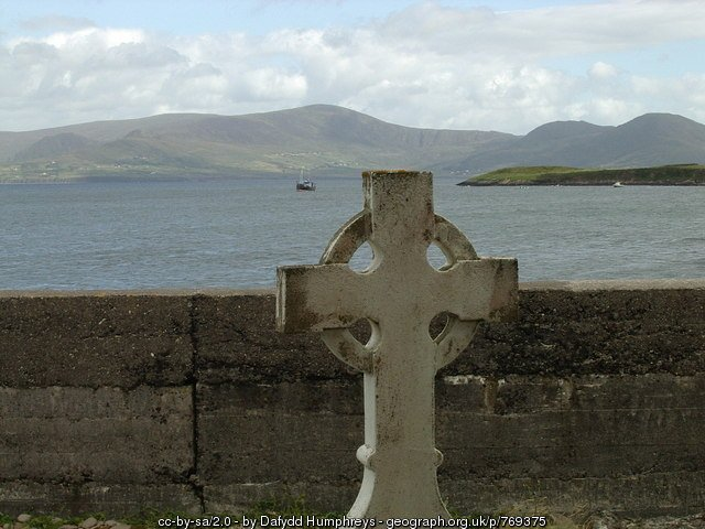 Celtic Cross in Kerry