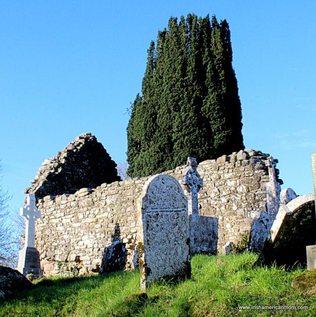 Molloga Cemetery County Cork