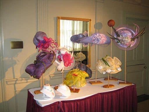 Derby Hat Display