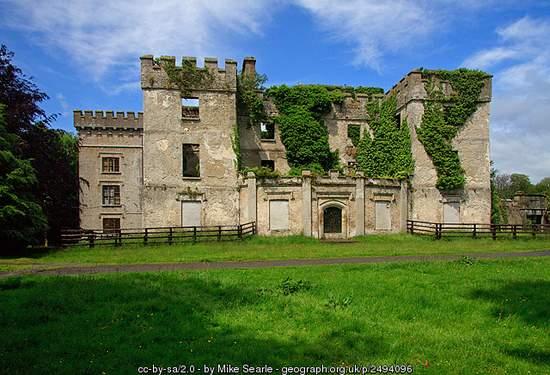 Donadea Castle, Kildare