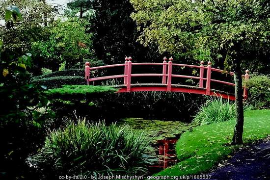 Japanese Gardens, Kildare