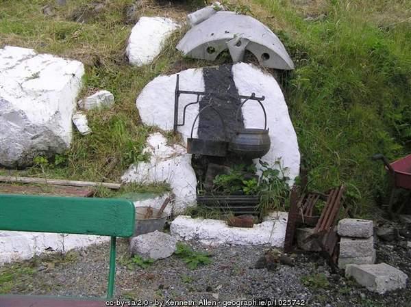 Barbecue Irish Style