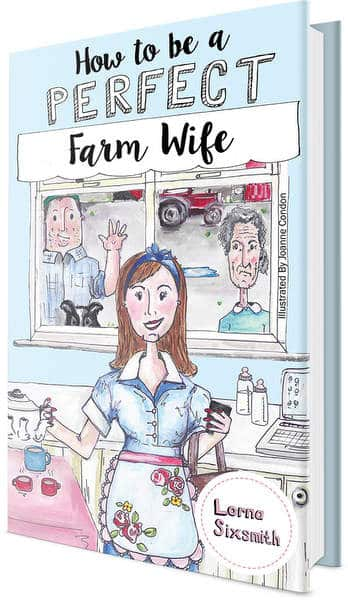 Cover of How To Be A Perfect Farm Wife