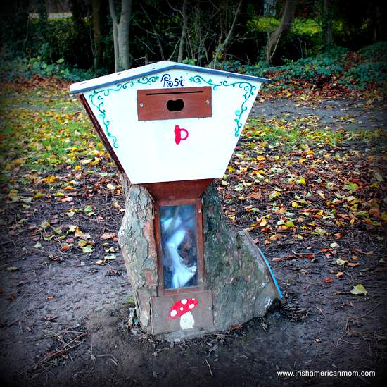 Fairy Mail Box in the Fairy Woods