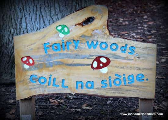 Fairy Woods - Coill na Sioge