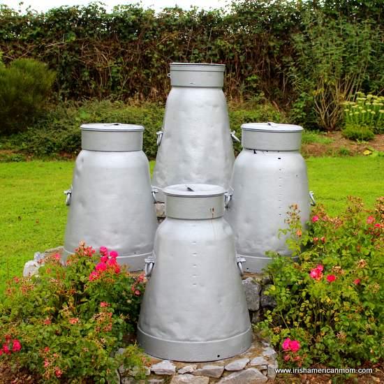 Churns in Kildorrery County Cork