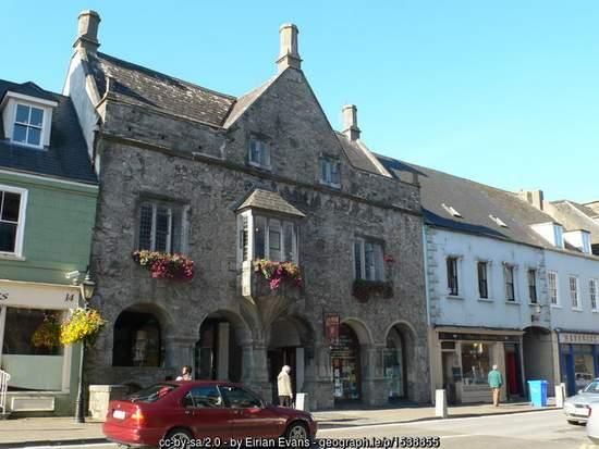 Rothe House Kilkenny Ireland