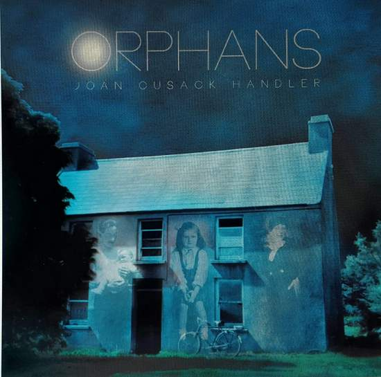 Book cover for Orphans by Joan Cusack Handler