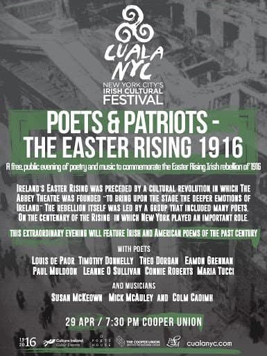 Poets and Patriots - The Easter Rising 1916