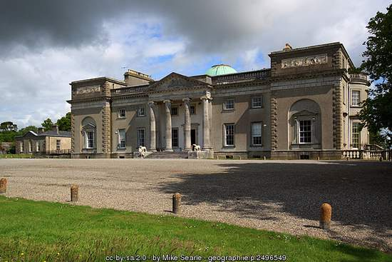 Emo Court Laois Ireland