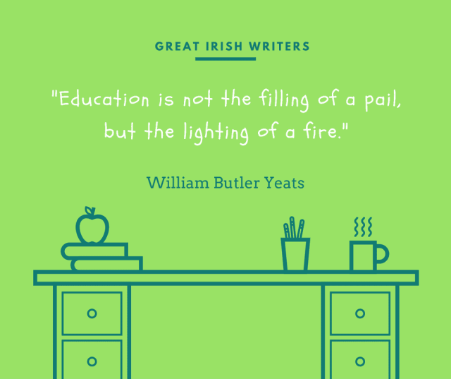 Yeats on Education