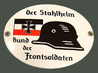 steel helmet flag