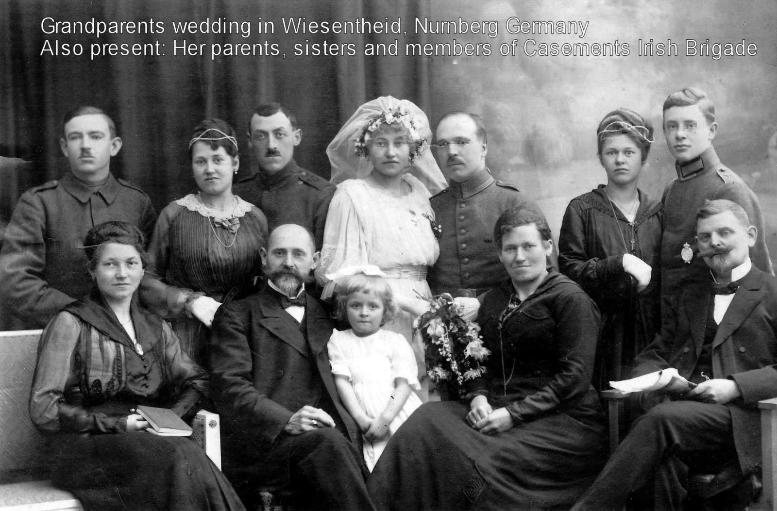 keogh's wedding