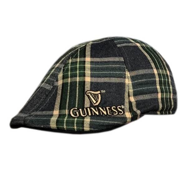 Guinness Hat - Dublin Plaid Official Merchandise Irish