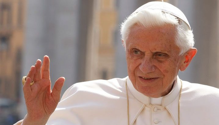 Pope Benedict announces 22 new cardinals