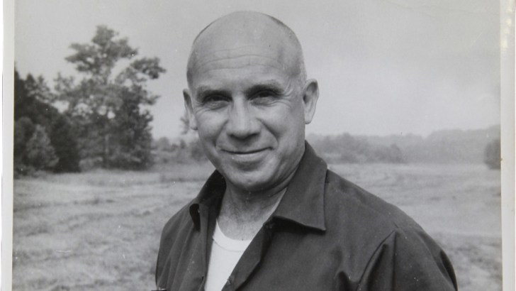 Living each day with Thomas Merton