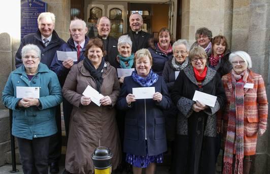 Wexford Church fast raises 43,000
