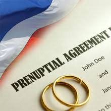 Government ditching of pre-nuptial law welcomed