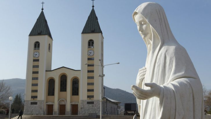 Medjugorje trips get papal green light