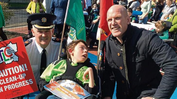 Limerick boy predicted to live two years was an 'inspiration'