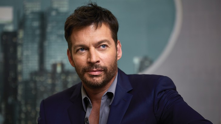 Harry Connick Jr 'guided by faith' in life