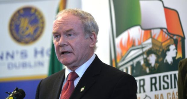 Martin McGuinness – a leader and peacemaker