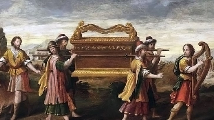 Holy Land experts to dig at 'Ark of the Covenant site'