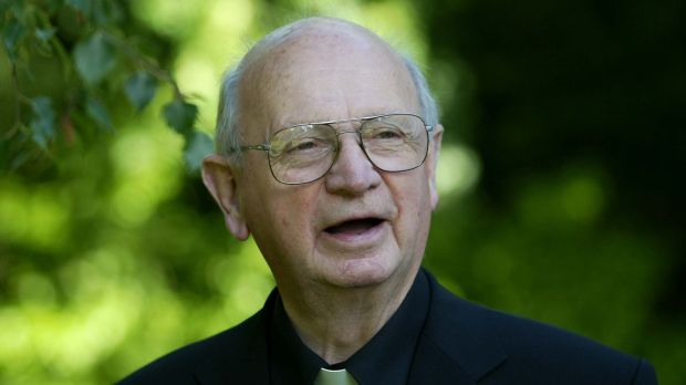 Bishop Eamon Casey – a leader who helped millions