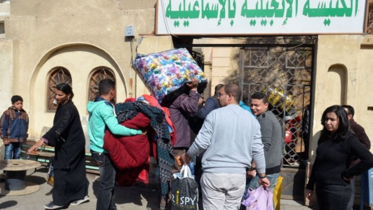 Christians flee Sinai after two Coptic murders in Arish