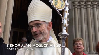 Bishop Alan McGuckian on challenges facing Church