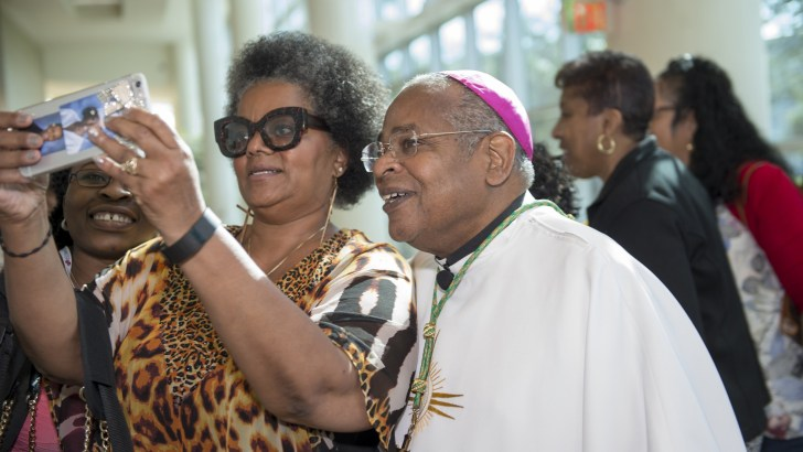 African-American Catholics: ending 'invisibility'