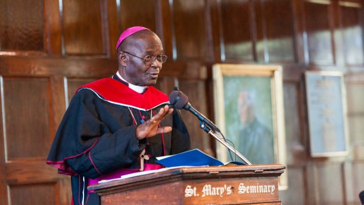 African archbishops praises Zambian women
