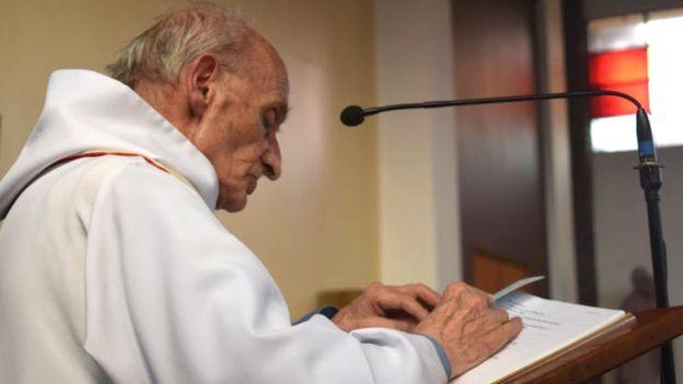 "French priest's shocking murder ""transformed me"" says bishop"