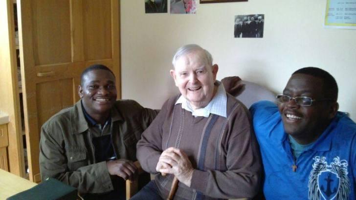 Zimbabwe honours missionary priest