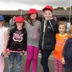 Ellie Crean, Laura Kane, Sarah Kane, Molly Crean, Orla Kane and Caoimhe Kane.