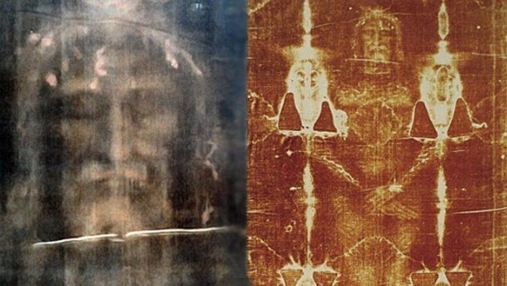 New Shroud of Turin photographs revealed online