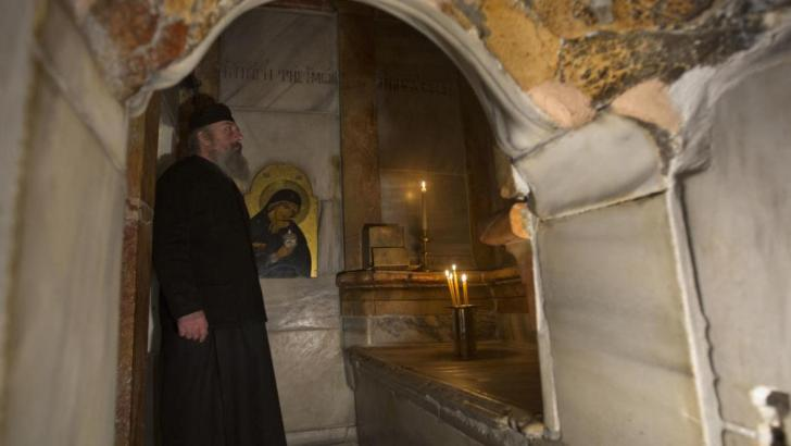 Tomb of Christ re-opens to pilgrims