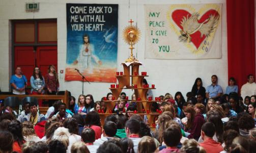 Midlands monastery set to host more than 1,000 Catholic youth