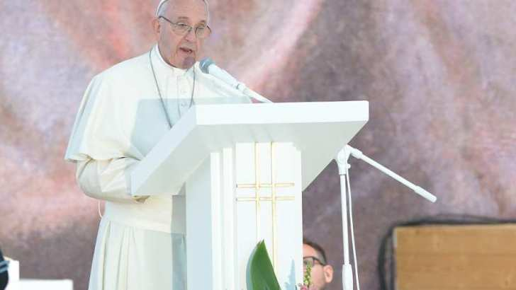 Christians killed in Africa receive Pope's prayer