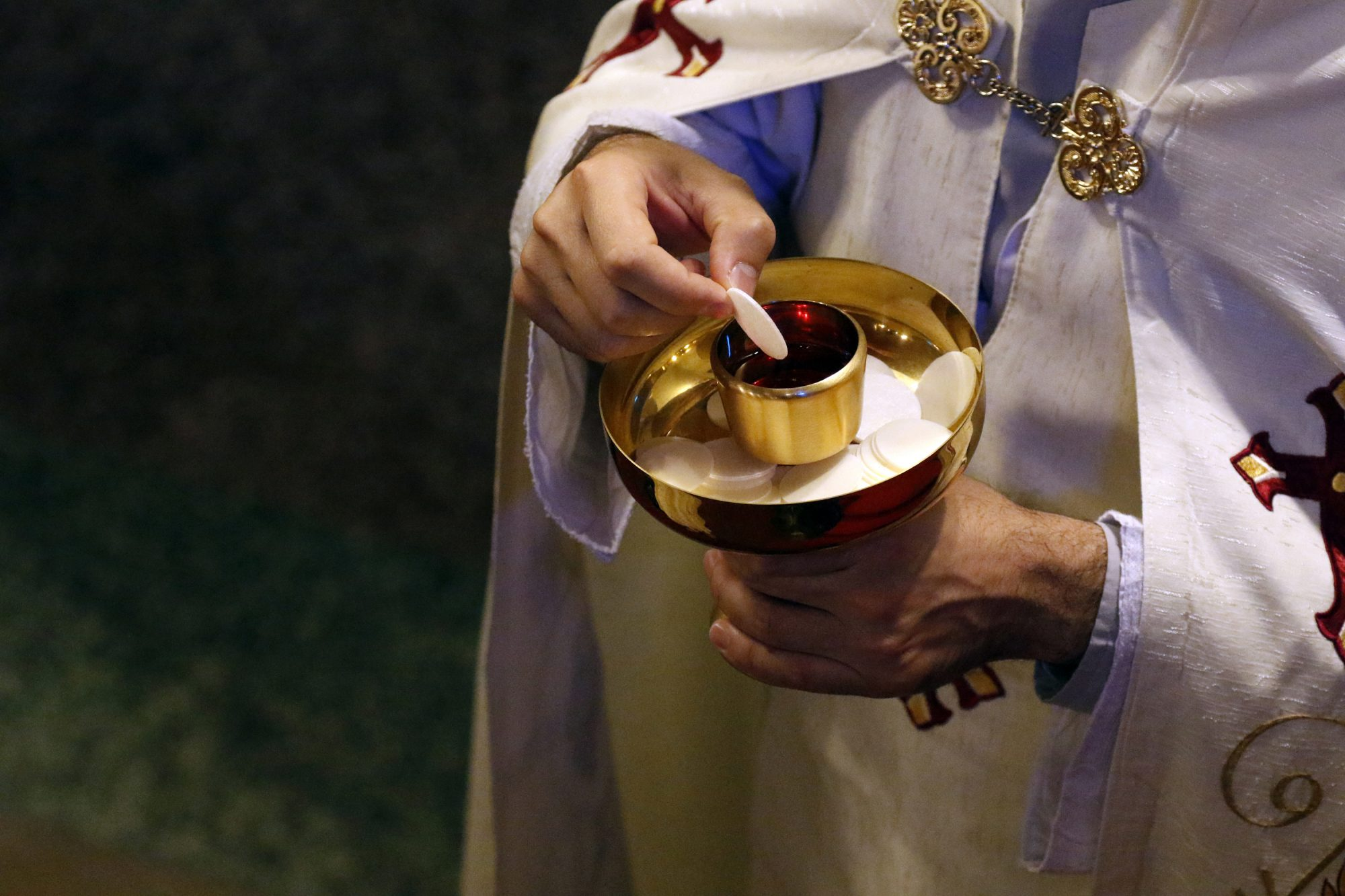 Can i receive communion if i am divorced