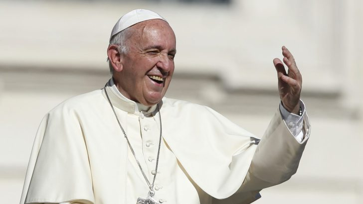 Heading to Dublin for Pope Francis' visit? Here's everything you need to know!