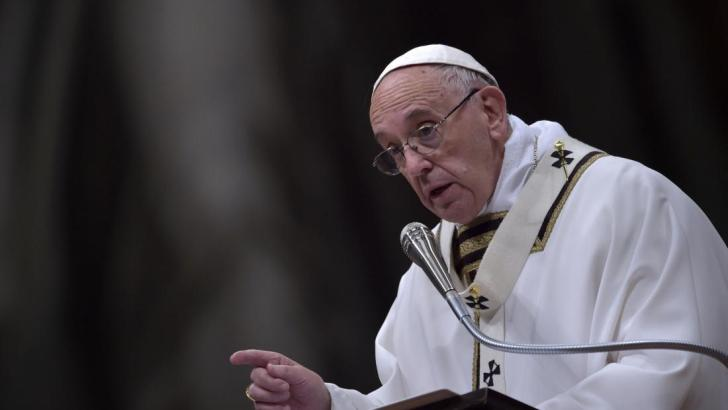 Pope Francis announces prayer intention for the homeless