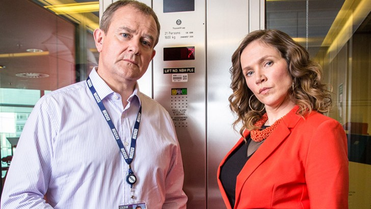 BBC's satirical offering W1A is just A1