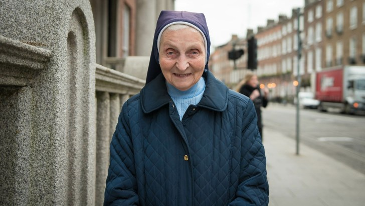 Irish nun's assault spurs internet wave of support