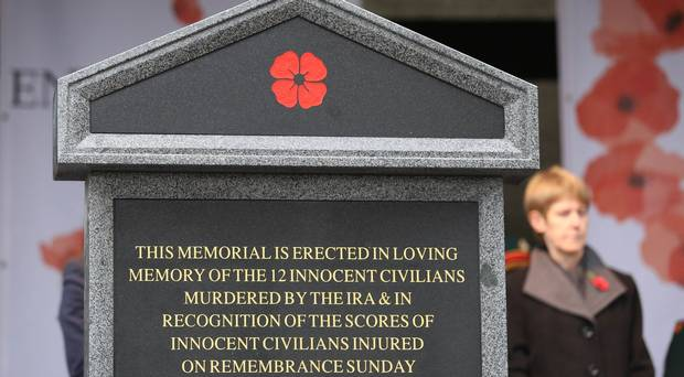 Cleric corrects 'ill-informed' media info on Enniskillen memorial