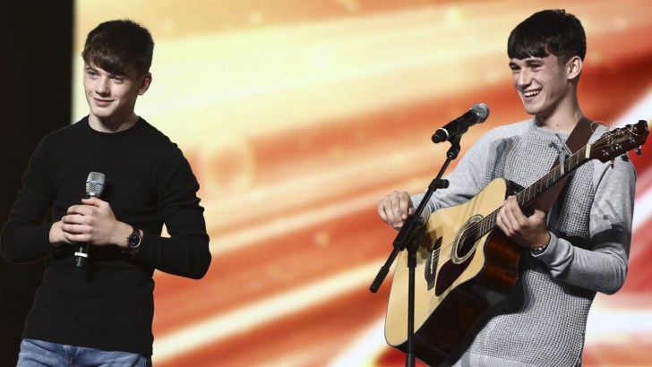 Fortune favours the Prices in X-Factor win - The Irish Catholic