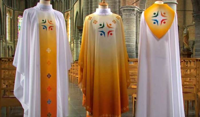 Vestment design competition opens 