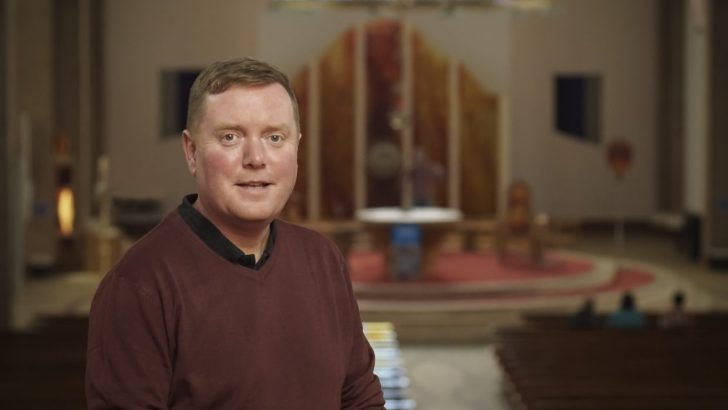 Churches closed for public Mass are a 'scandal' says author priest