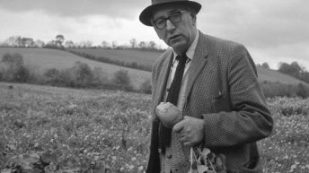 Journeying through Advent with Patrick Kavanagh